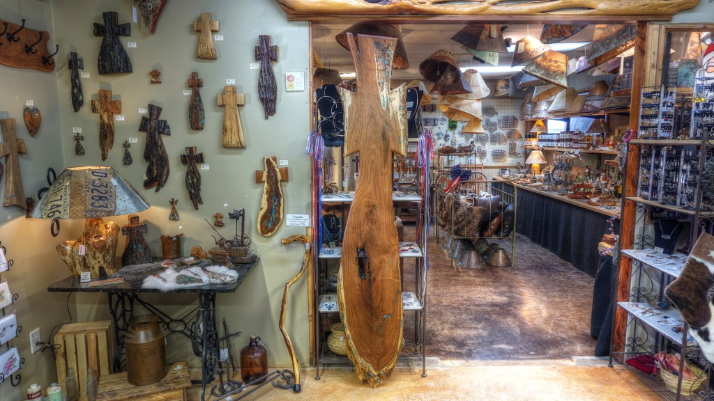 Catahouls Woodworks Artisan Gallery